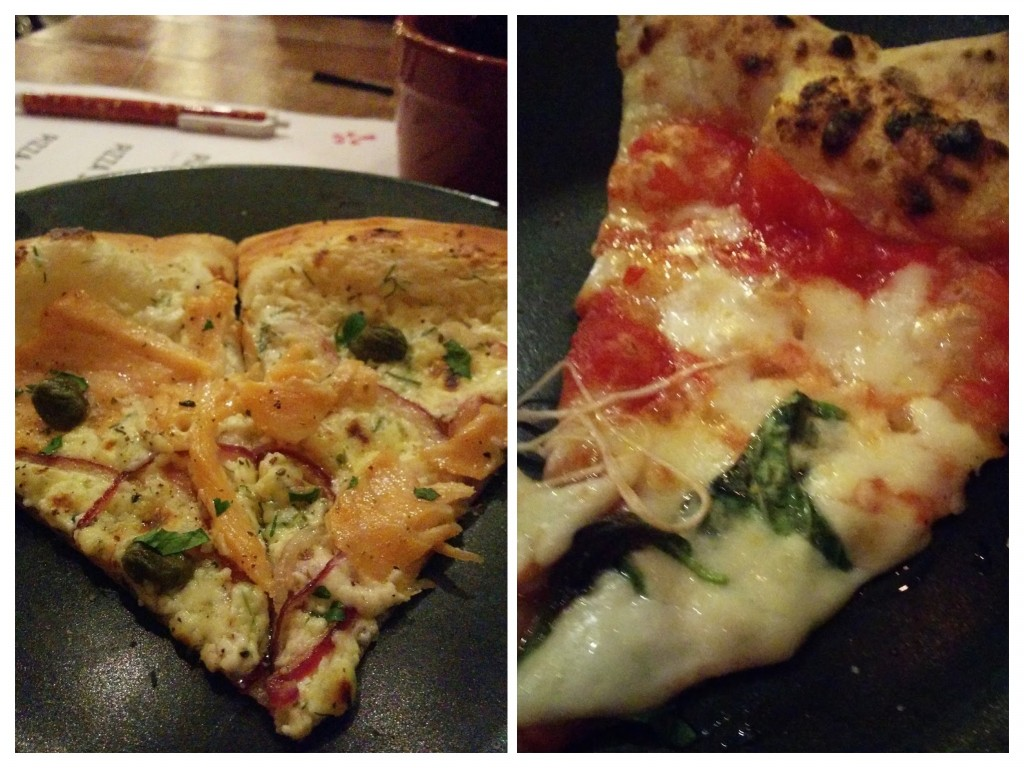 Pizza three and four