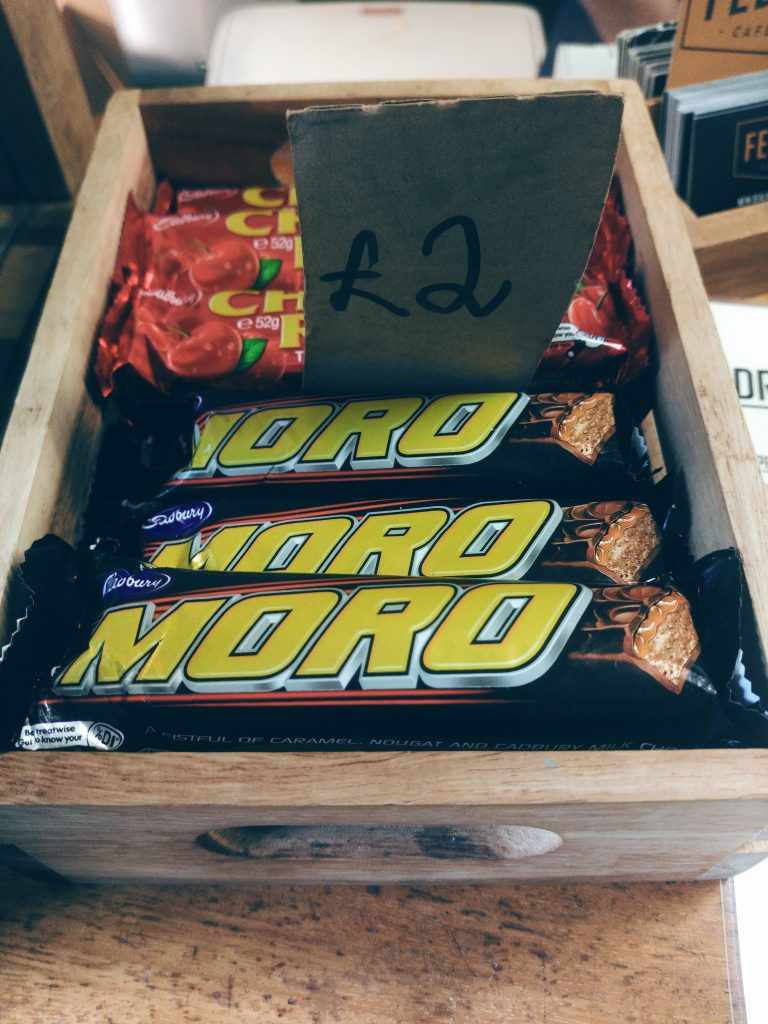 Antipodean Chocolate - Grab us a Moro bar mate